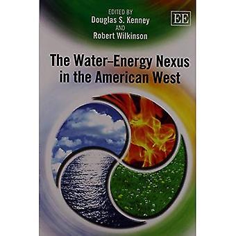 El nexo de energía de agua en el oeste americano