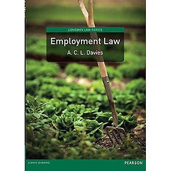Employment Law (Longman Law Series)