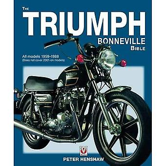 La Triumph Bonneville Bible