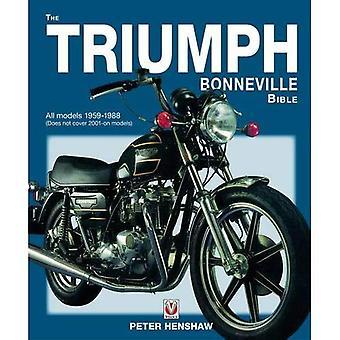 Triumph Bonneville Bibeln
