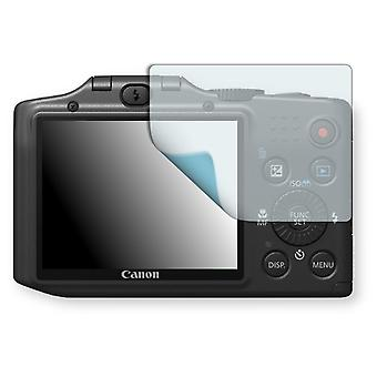 Canon PowerShot SX160 IS screen protector - Golebo crystal clear protection film