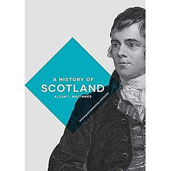 Una historia de Escocia (serie de historias esenciales de Palgrave)