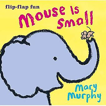 Ratón es pequeño [libro]