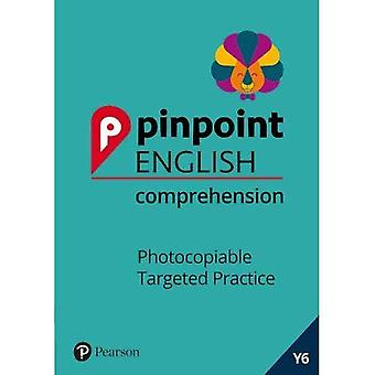 Pinpoint English Comprehension Year 6: Photocopiable Targeted Practice (Pinpoint)