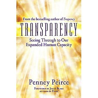 Transparency: Seeing Through� to Our Expanded Human Capacity