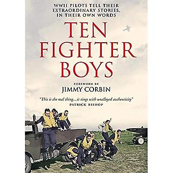 Ten Fighter Boys