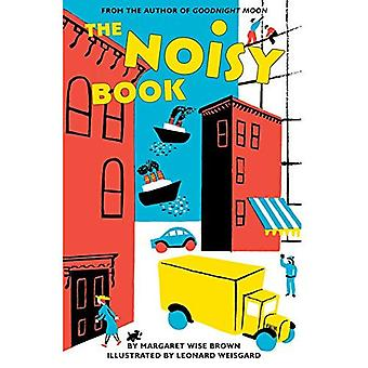 The Noisy Book Board Book [Board Book]