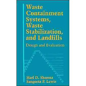 Waste Containment by Sharma & Hari D.