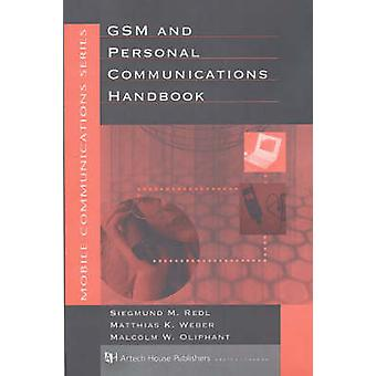 GSM and Personal Communications Handbook by Redl & Siegmund