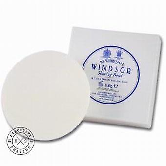 D R Harris Shaving Soap Refill in Windsor 100g