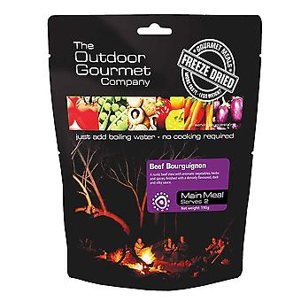 Outdoor Gourmet manzo Bourguignon (Double)