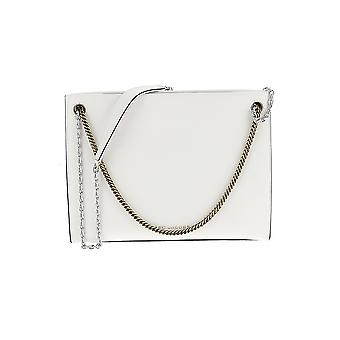 Marc Jacobs White Leather Shoulder Bag