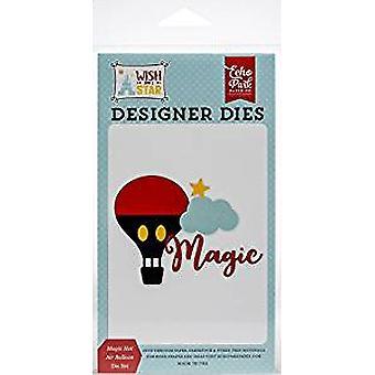 Xcut Wish Upon A Star Magic Hot Air Balloon Die Set (WST150041)