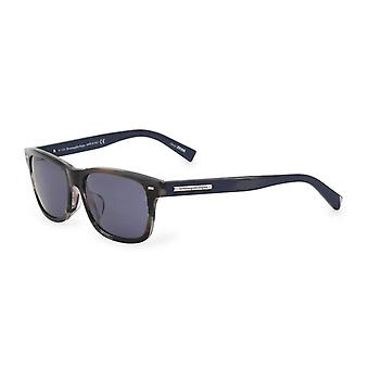 Ermenegildo Zegna Men Black Sunglasses -- EZ00510000