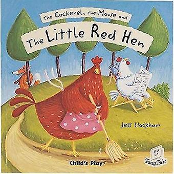 Il galletto, il Mouse e la Little Red Hen (Flip-up di fiabe)