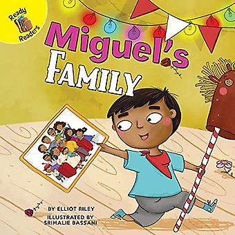 Miguel's Family by Elliot Riley - Srimalie Bassani - 9781683421474 Bo