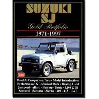 Suzuki SJ Gold Portfolio - 1971-97 by R. M. Clarke - 9781855204706 Bo