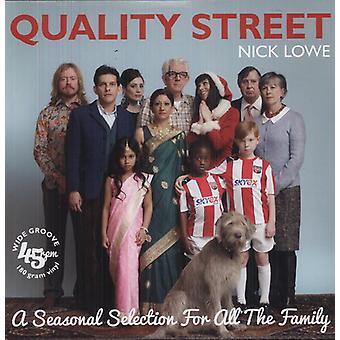 Nick Lowe - Quality Street: A Seasonal Selection for [Vinyl] USA import