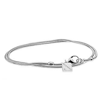 Storywheels Silver 45cm Necklace with Lobster Clasp N017S45