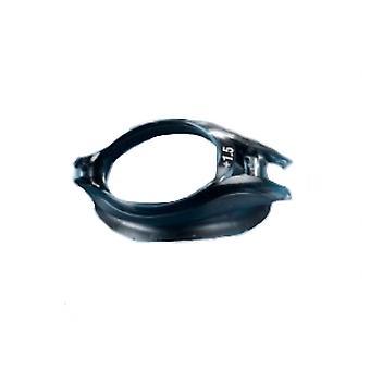 B&S ' VIEW ' Adult Goggle recept optische lens-zwart