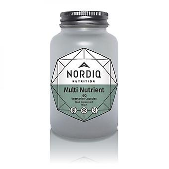 NORDIQ Nutrition multi nutriënt Vegicaps 60
