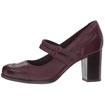 Clarks Womens Tilly Round Toe Mary Jane Pumps
