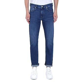 Calvin Klein Lewis Slim Fit Dark Blue Denim Jeans