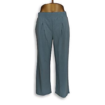 N'importe qui femmes-apos;s Petit Pantalon SP Cozy Knit Pull On Blue A347173