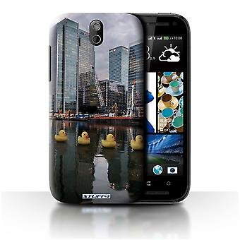 STUFF4 Case/Cover voor HTC Desire 608t/Great Escape/Stel je het