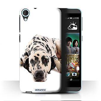 STUFF4 Case/Cover for HTC Desire 820s Dual/Dalmatian/Dog Breeds