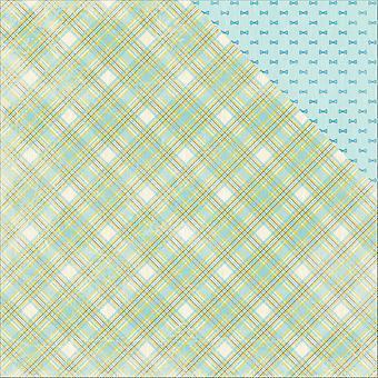 Cuddle Boy Double-Sided Cardstock 12