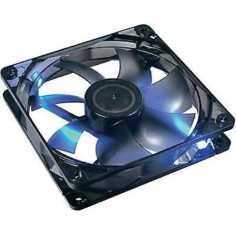 PC fan Thermaltake Pure S12 LED Blue Black (W x H x D) 120 x 120