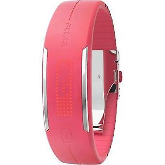 Fitness tracker Polar Loop2 størrelse (XS - XXL) = Uni rosa