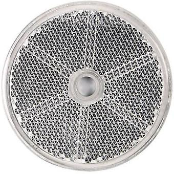 Reflector rear White SecoRuet