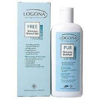 Logona Shampoo & Shower Gel Free