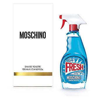 Moschino Fresh Couture 100 Ml Edt Vapo (Damen , Parfum , Pärfume für Frauen)