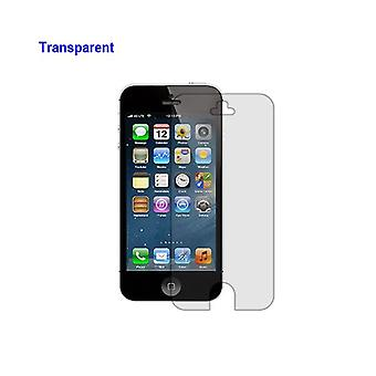 High definition screen protector for iPhone 5 piece 1/5S