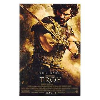 Troy Movie Poster (11 x 17)