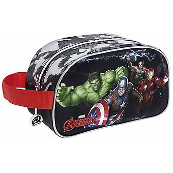 Safta Neceser 1 Asa Adaptable Carro Avengers Gallery Edition