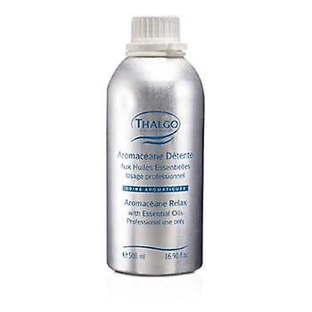 Thalgo Aromaceane Relax With Essential Oils (Salon Size) - 500ml/16.90oz