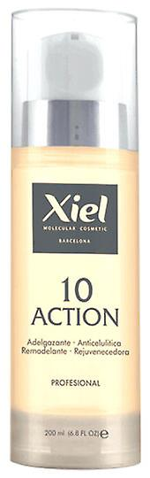 Xiel All In One 10 Azione 200 Ml (Donna , Cosmetici , Cura del Corpo , Anti-cellulitico)