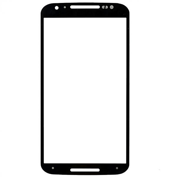 Display glass, glass black for Motorola Moto X 2nd Gen 2014