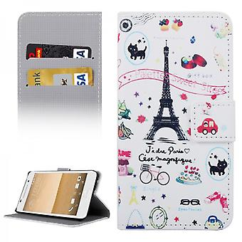 Cover wallet pattern 35 for HTC one A9