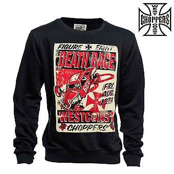 West Coast choppers sweater død løb