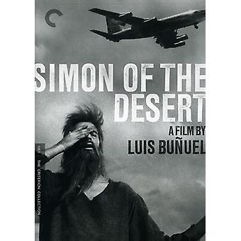 Simon of the Desert [DVD] USA import