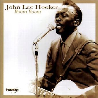 John Lee Hooker - Boom Boom [CD] USA import