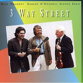 O'Donne Moloney - Three Way Street [CD] USA import