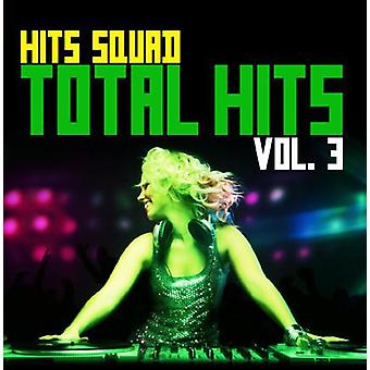 Frappe Squad - importation USA Total Hits 3 [CD]