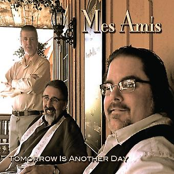MES Amis - Tomorrow Is Another Day [CD] USA import