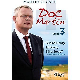 Doc Martin - Doc Martin: Series 3 [DVD] USA import